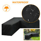 In/outdoor Furniture Cover Uv Waterproof Garden Patio Table Shelter Chair Sofa