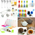 Reusable Stainless Steel Mesh Tea-infuser Ball Shape Tea Strainer Filter Tool