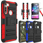 For Motorola Moto G Fast Holster Fits Otterbox Clip Screen Protector Case Cover