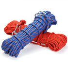 3KN 10mm Outdoor Rock Climbing Caving Escape Rescue Safety Line Auxiliary Rope