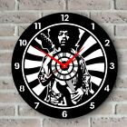Large Wooden Wall Clock FC Crest Home Decor Gift <br/> sport music film cartoon cars bikes home hobby