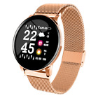 Damen Smartwatch Fitness Armband Uhr Smart Bracelet Tracker IP67 For iOS Android