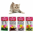 Cat Kitten Toy Set 6 Toys Per Pack With Balls Bells Game Catnip Chase Treat Play