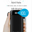 90,000mAh Power Bank USB Portable External Battery Backup phone Charger