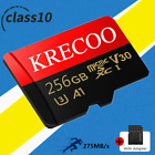 KRCOO Micro Card Flash TF Card Memory Card 256GB 128GB 64GB for Phone Camera LOT
