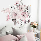 Modern Flower Wall Sticker Home Art Removable Living Room Decal Decor