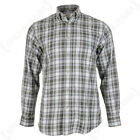 Percussion Tradition Hunting Check Long Sleeved Shirt - Green and Blue