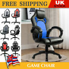 'Racing Gaming Chairs Game Chair Soft Seat Office Armchair Executive Computer Uk