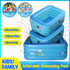 1.4/1.5/1.7m Swimming Pool Family Garden Outdoor Summer Inflatable Paddling Pool