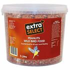 Extra Select Peanuts Wild Bird Food Tub, 5 Litre  Assorted Size Names
