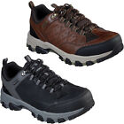 Skechers Mens Trail Trainers Relaxed Fit: Selmen - Helson Hiking Walking Shoes