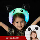 Glowing Inflatable Headband Headband Balloon Hair Band Adult Kids Halloween