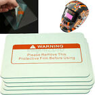 3/5/10 4.5''x 3.5'' Welding Helmet Clear Lens Cover Replacement Protective