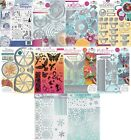 Angela Poole - Cutting Dies Sets, Clear Stamps, Stencils