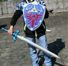 Внешний вид - Legend of Zelda Link Hylian Master Skyward Sword and Shield Cosplay Prop Costume