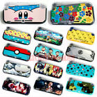 New Style For Nintendo Switch Lite Protection Case Back Cover Hard Thin Shell US