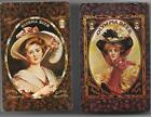 OLYMPIA BEER VICTORIAN LADIES DECKS OF PLAYING CARDS