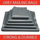 GREY STRONG MAILING BAGS SELF SEAL POLY POSTAL POSTAGE POST MAIL COVER CHEAP UK
