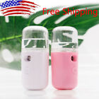 30ml Nano Facial Mister Handy Cool Mist Spray Machine Face Hydration Sprayer -US