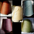 More 3/2 Linen  5 Gorgeous Color Choices Yarn Knit Crochet Weave