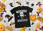 Woodsboro Horror Film Club T-Shirt - Ghostface Scream Halloween Tee Top Funny