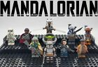 Star Wars NEW Mandalorian Series Set Minifigures Custom Lot - USA SELLER