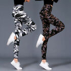 Ladies Winter Leggings Stretchy Thermal Trousers Thick Warm Pants Fleece Lined