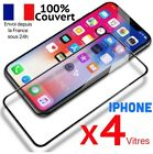 VERRE TREMPE IPHONE VITRE PROTECTION ECRAN INTEGRAL 11 12 PRO MAX SE 20 7 8 X XR