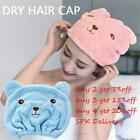 Breathability Quickly Dry Hair Hat Quick Drying Wrapped Towel Cap Hair Towel
