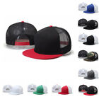 2019 Falari Hat Cap Hip Hop Style Flat Bill Blank Solid Color Adjustable Siz