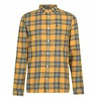 Jack Wills Lutock Checked Shirt Mens Gents Full Length Sleeve Everyday Cotton