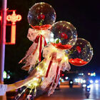 Led Luminous Balloon Rose Bouquet Bobo Ball Christmas Party Valentines Day Gift