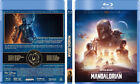 The Mandalorian Custom Replacement Blu-ray Cover W/ EMPTY Case (No Discs)