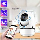 QZT IP Camera WiFi Home Security Camera IP 360 Night Vision Baby Monitor Indoor picture