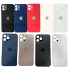 Rear Back Glass Door Battery Cover Replacement For iPhone 12 Pro Max 12 Big Hole