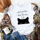What Greater Gift Than The Love Of A Cat Pet Lover Unisex Cute T Shirt