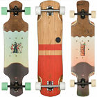 Globe Geminon Coup de Pied Evo Drop-Through Complet Longboards Skateboards Neuf