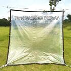 Cloth Tarpaulin Film Canopy Insulation Shed Tool Bird Proof Windshield