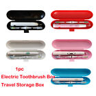 Toothbrush Carry Case Portable Holder Electric Toothbrush Box Travel Storage Box