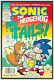Sonic the Hedgehog Comic #14 VF Archie Comics 1994  Tails Cover