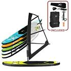 """SUP Inflatable StandUp PaddleBoard Watersports 320cm/305cm 6""""Inch & Accessories"""