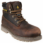 Amblers FS164 Mens Safety Steel Toe Cap Industrial Boots Shoes UK 4-13
