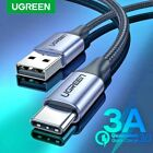 Ugreen Usb Type C Cable 3a Usb C Fast Charging Cable Data...