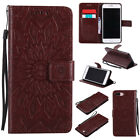 For iPhone 6 7 6s 8 Plus Leather Flip Magnetic Shockproof Card Holder Full Case