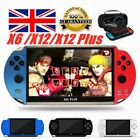 Retro Handheld Portable Game Console 5.1/7 Inch Video Game Built-in 10000+games