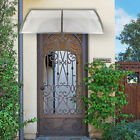 Garden & Patio Rain Cover Door Window Canopys Awning Shelter Porch Shade Roof