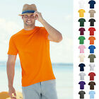 1a 10 x Fruit of the loom Herren T-Shirt Valueweight Shirts Value Größe S-5XL