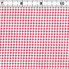 POLY/COTTON CLOTHES DOLL FABRIC MINI MICRO HOUNDSTOOTH