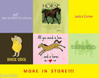 Horse Novelty TsT-shirt S M L XL XXL NWT Chick Equestrian Love Humor Advice New