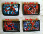SPIDERMAN - Awesome TRI-FOLD WALLET Choose Design - NEW